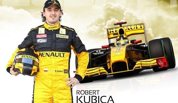 Salta il ritorno in Formula Uno di Robert Kubica