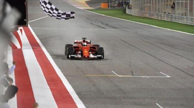 Seconda vittoria della stagione per Sebastian Vettel