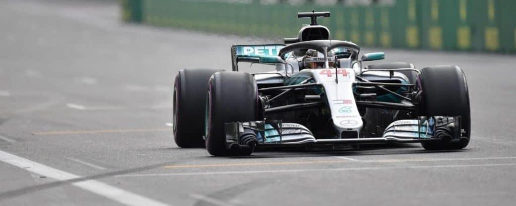 Lewis Hamilton conquista la sua prima vittoria stagionale a Baku