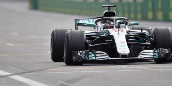 Formula Uno: nel Gran Premio d'Azerbaigian arriva la prima vittoria stagionale per Lewis Hamilton