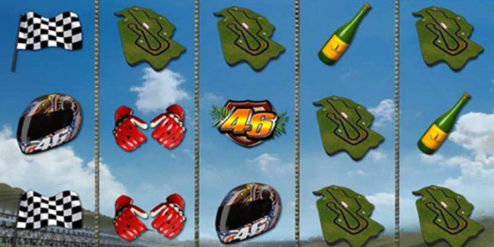 Gioca alla MotoGP con la slot gratis Superbikes HD