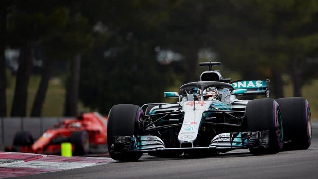 Lewis Hamilton vince il Gran Premio di Francia