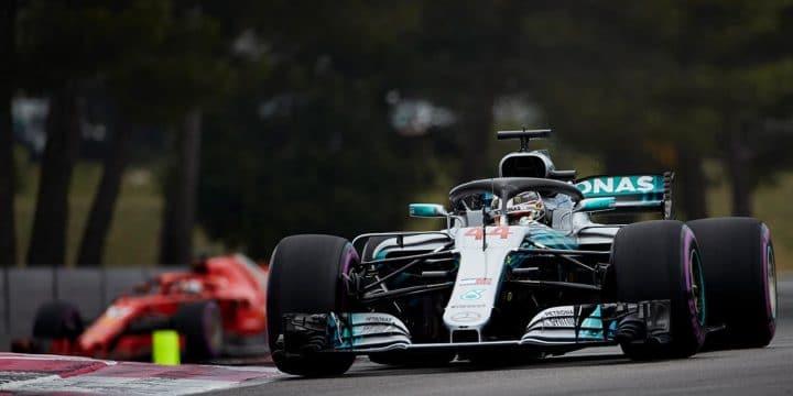 Formula Uno: Lewis Hamilton vince il Gran Premio di Francia e si riporta in testa del mondiale