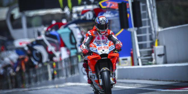 MotoGP: seconda vittoria consecutiva per Lorenzo. Mentre Dovizioso finisce a terra….