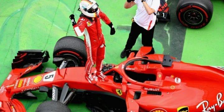 Vettel trionfa nel GP del Canada e si porta in testa al mondiale