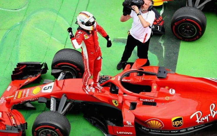 Vettel trionfa nel GP del Canada