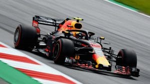 Verstappen vince Austria