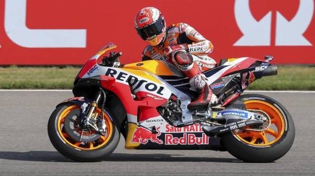 MotoGP: Marquez domina il GP di Germania! Valentino Rossi ottimo secondo