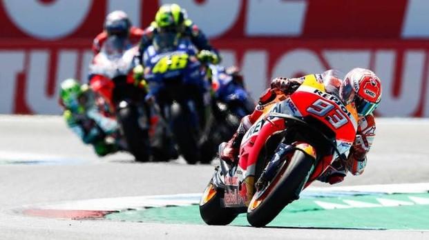 MotoGP: ad Assen vince Marquez al termine del GP più bello degli ultimi anni