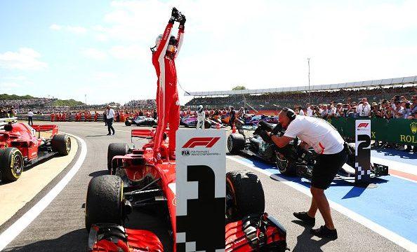 Formula Uno: a Silverstone trionfa Vettel davanti ad Hamilton e Raikkonen. Ed il ferrarista allunga nel mondiale.