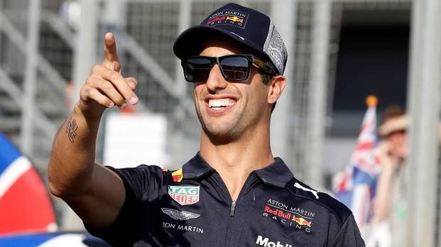 Daniel Ricciardo va alla Renault