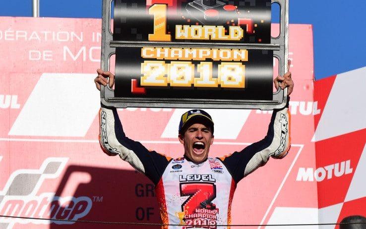 Marquez campione