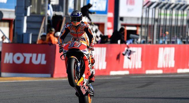 MotoGP a Motegi: Marc Marquez si laurea campione del mondo