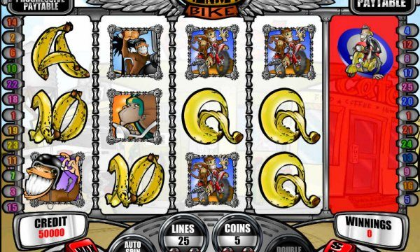 Slot machine online Motor Monkey la corsa tra scimmie