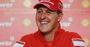 Schumacher compie 50 anni
