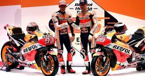 Mick Doohan e Alex Criville ai tempi della Repsol Honda 500cc