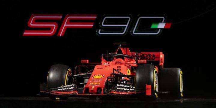 Presentata la Ferrari SF90