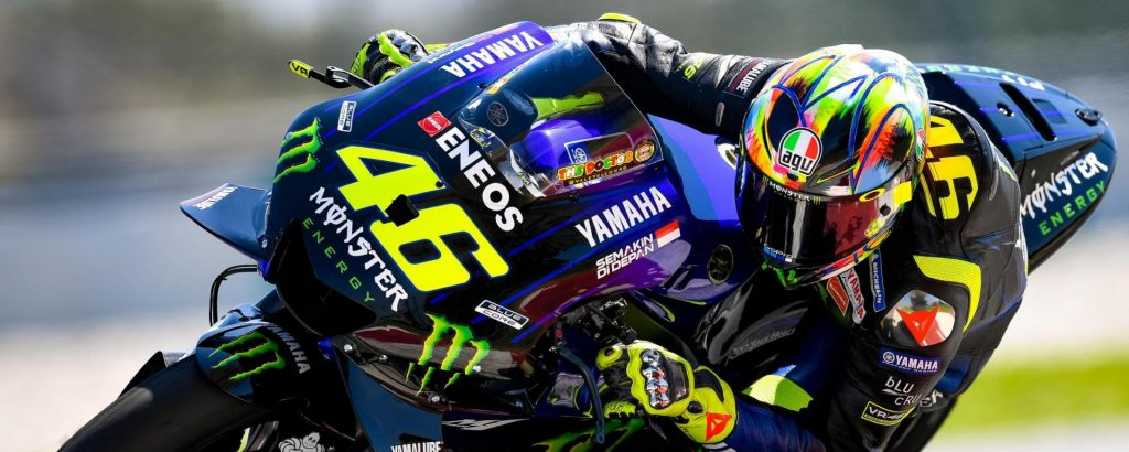 Rossi nei Test MotoGP a Sepang