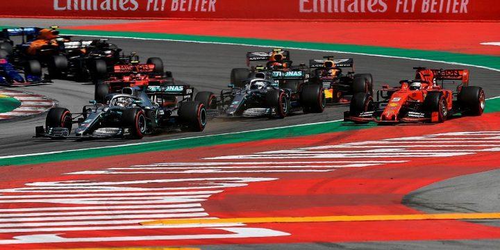 I numeri della stagione 2019 di Formula Uno