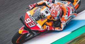 a Jerez vince Marquez