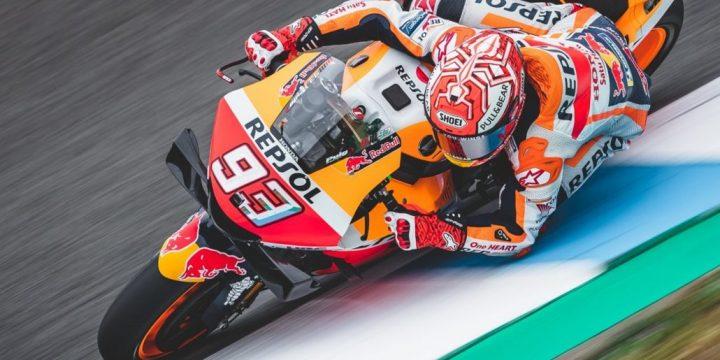 MotoGP 2019: a Jerez vince Marquez