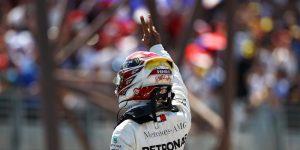 Gran Premio di Francia: vince Hamilton