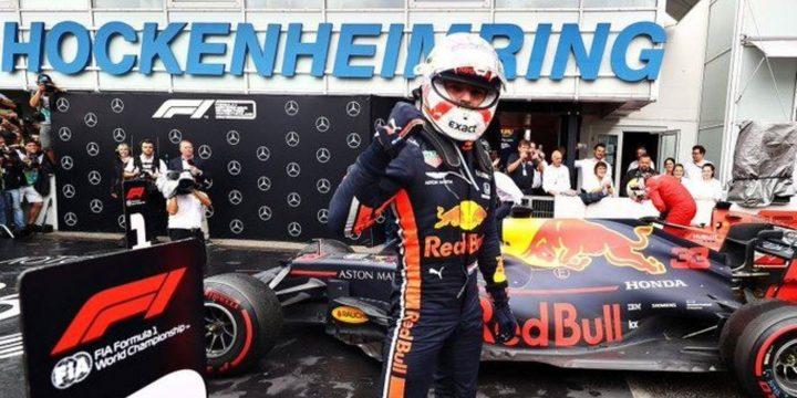 Formula Uno: in Germania il GP più bello degli ultimi anni! Vince Verstappen davanti a Vettel