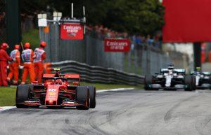 Leclerc ha vinto il GP d'Italia a Monza