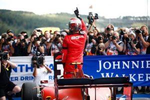 Nel GP del Belgio arriva la prima vittoria di Leclerc!