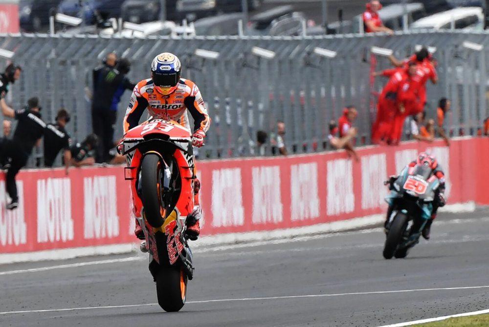 GP del Giappone: ennesimo sigillo di Marquez
