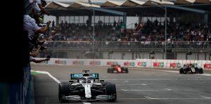 Hamilton vince il GP del Messico