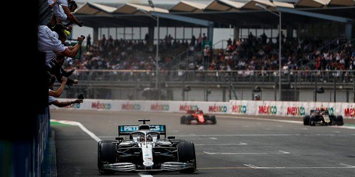 Formula Uno: nel GP del Messico vince Hamilton