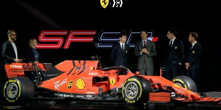 A febbraio saranno svelate le monoposto per la stagione 2020 di Formula Uno